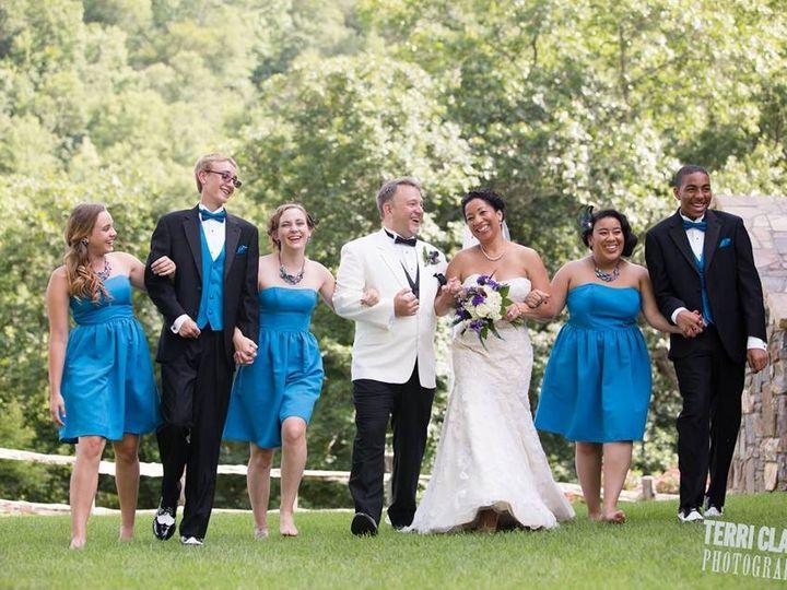 Tmx 1471981462038 Christinamichael 71315 Asheville, North Carolina wedding officiant