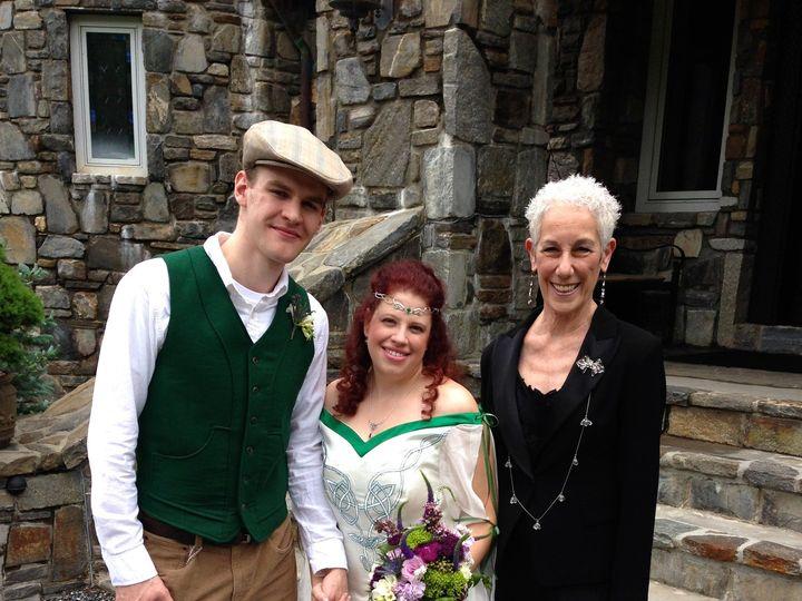 Tmx 1471981550721 Daniellepaul 51014 Castle Lh Asheville, North Carolina wedding officiant