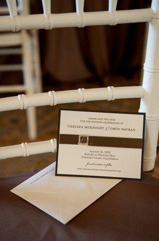 Tmx 1290068008468 Chelseasavethedate Irvine wedding invitation
