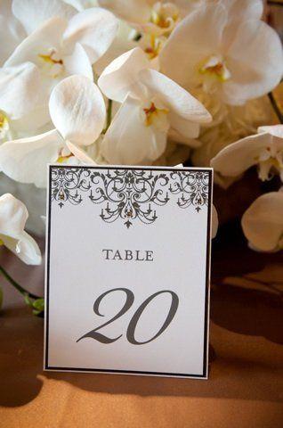 Tmx 1290068009125 Chelseatablenumber Irvine wedding invitation