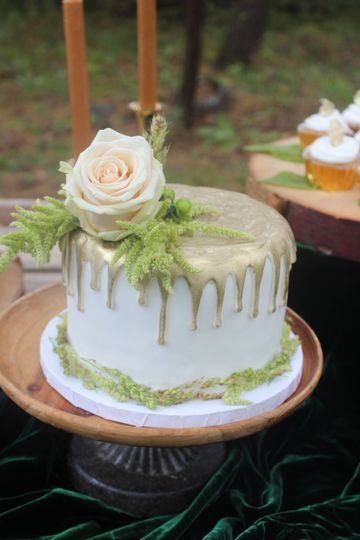 wedding cake photo shoot 1 tier drip 51 142536 v2