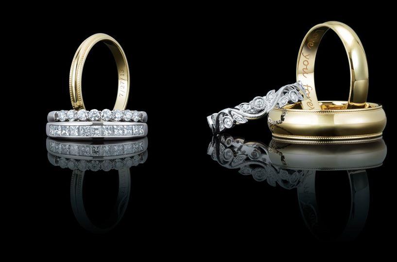 Gozzo Jewelers Wedding Bands