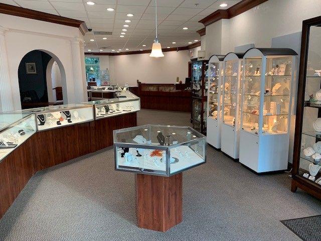 Gozzo Jewelers Interior