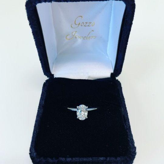Gozzo Jewelers Oval