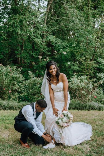 Fayetteville NC wedding