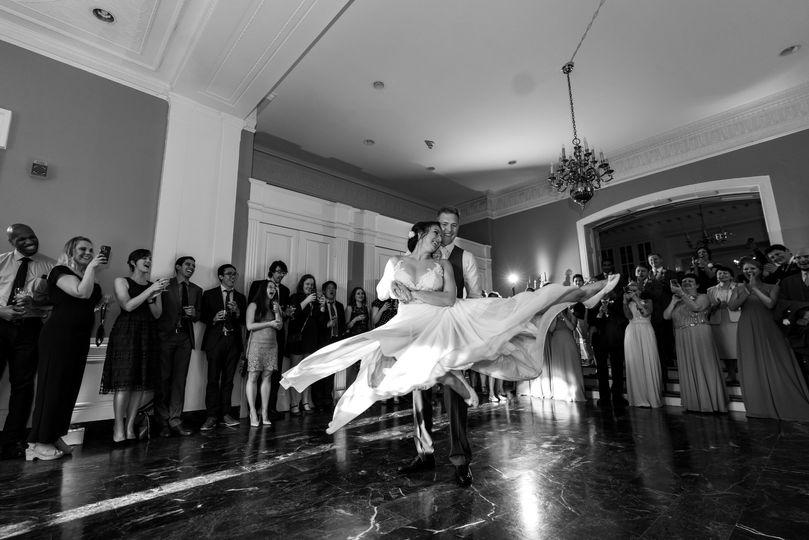 Glenview Mansion reception