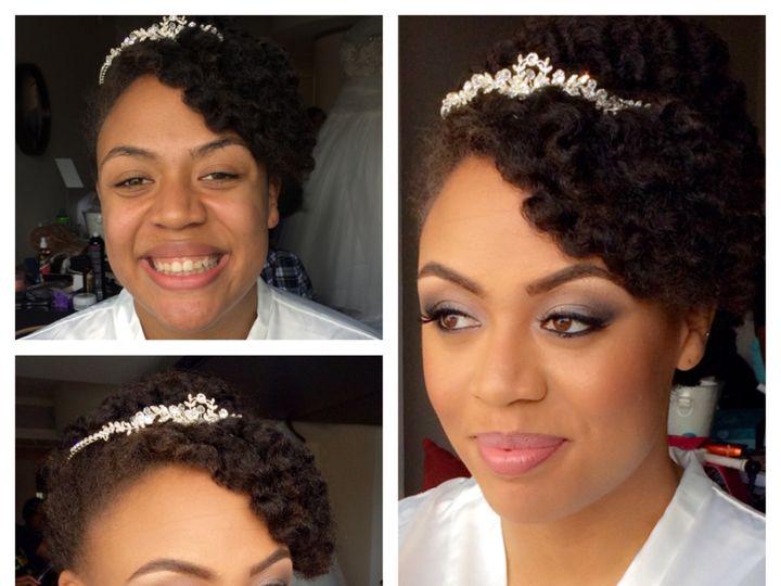 Tmx 1423679618195 Kaishaspread Washington, DC wedding beauty