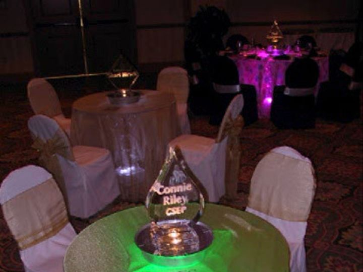 Tmx 1378728363908 Lighted Green Color Cocktail Tables For Rent Biloxi wedding eventproduction
