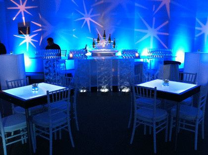 Tmx 1378728430380 Wedding Reception Lighted Tables Lighted Bar 1 Biloxi wedding eventproduction