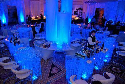 Tmx 1378919633220 Party Rentals Lighted Bar Acrylic Biloxi wedding eventproduction