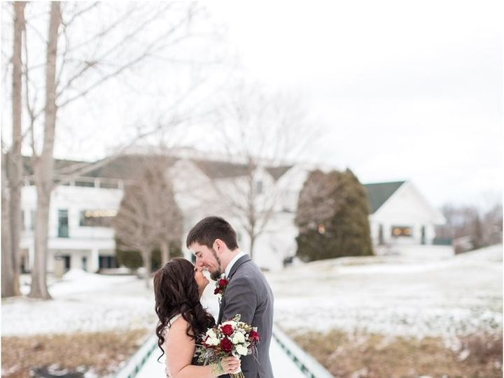 Tmx 1503346070760 Blackswancountryclubgeorgetownchristmasbostonmassa Georgetown, MA wedding venue