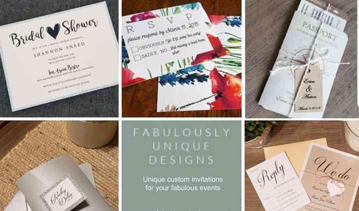 Fabulously Unique Designs