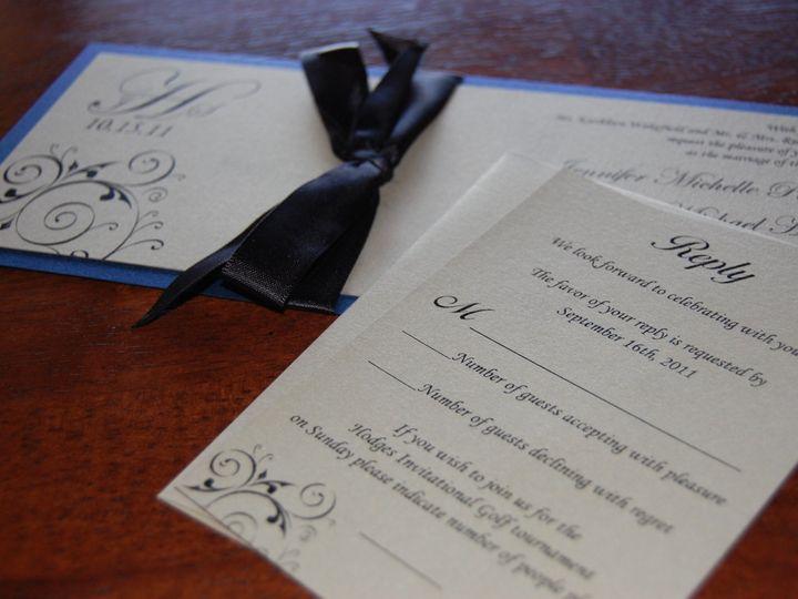 Tmx 1366036945699 Photo Huntington Beach, CA wedding invitation