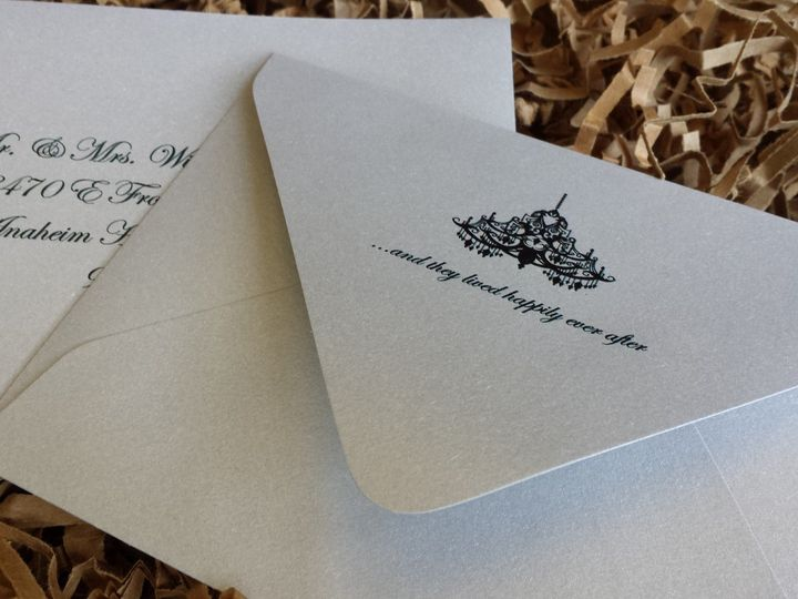 Tmx 1384285830646 2013110709511 Huntington Beach, CA wedding invitation