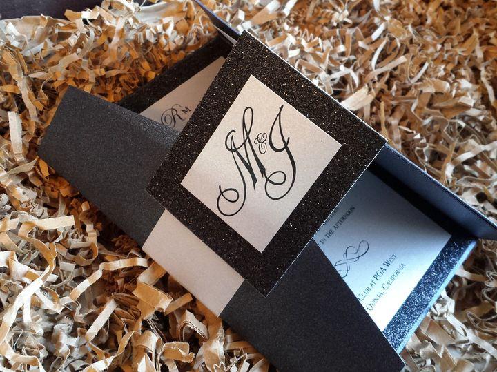 Tmx 1384286136801 2013110715034 Huntington Beach, CA wedding invitation