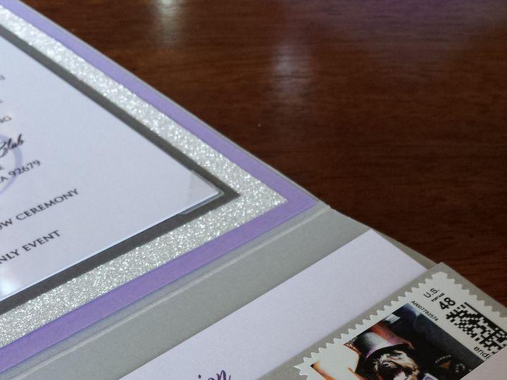 Tmx 1428416588591 20140417162146 Huntington Beach, CA wedding invitation