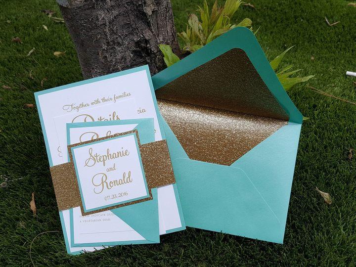 Tmx 1467820631569 20160520132231 Huntington Beach, CA wedding invitation