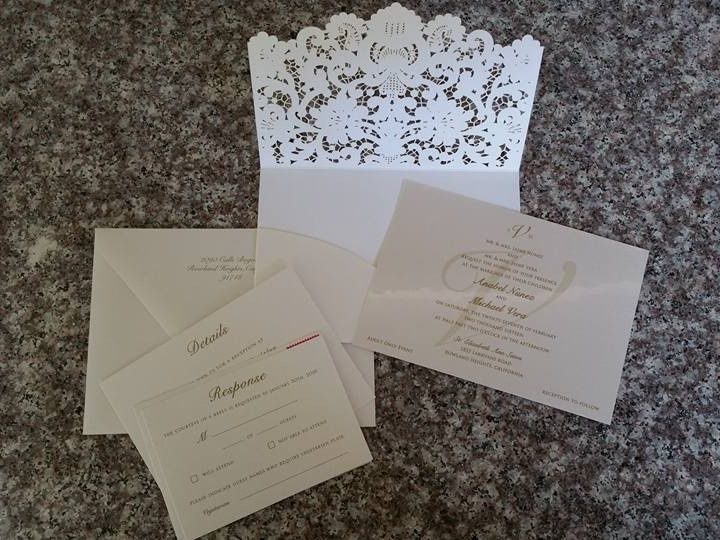 Tmx 1467820889145 145748410153873272167710142346369653858032n Huntington Beach, CA wedding invitation
