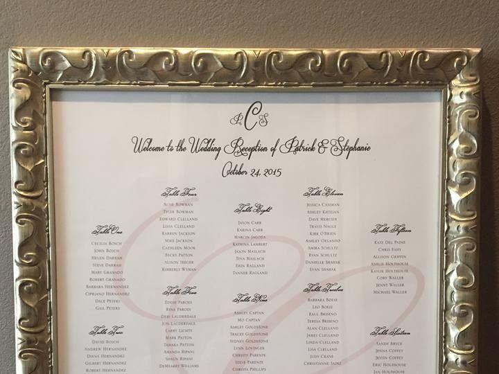 Tmx 1467821075895 1211575710153720710527710679273644326400968n Huntington Beach, CA wedding invitation