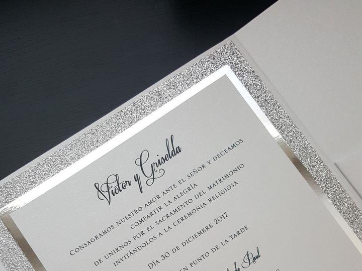 Tmx 1502120515465 20170806153829 Huntington Beach, CA wedding invitation