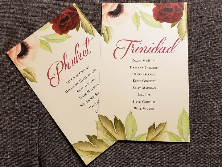 Tmx 1528904850 99c1495ade718e38 1528904848 9c46dba8a7b35935 1528904848579 11 Invite 4 Huntington Beach, CA wedding invitation