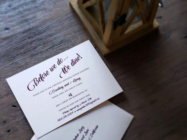 Tmx 20190207 155456 51 129536 1557332999 Huntington Beach, CA wedding invitation