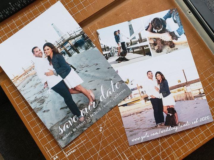 Tmx 20190925 135624 51 129536 157393533038760 Huntington Beach, CA wedding invitation