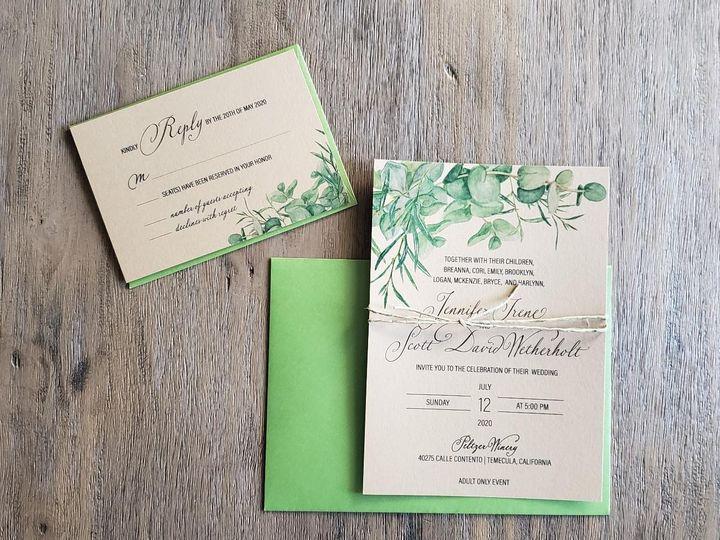 Tmx 20191001 154808 51 129536 157393143314433 Huntington Beach, CA wedding invitation