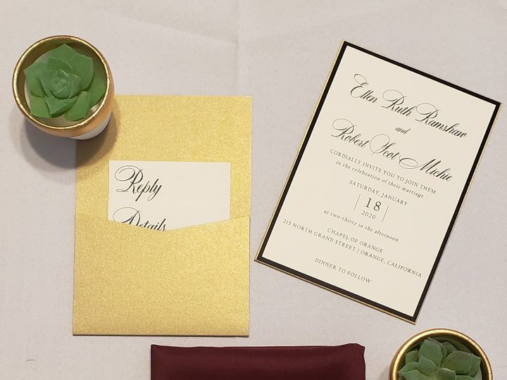 Tmx 20191014 174504 51 129536 157393095112204 Huntington Beach, CA wedding invitation