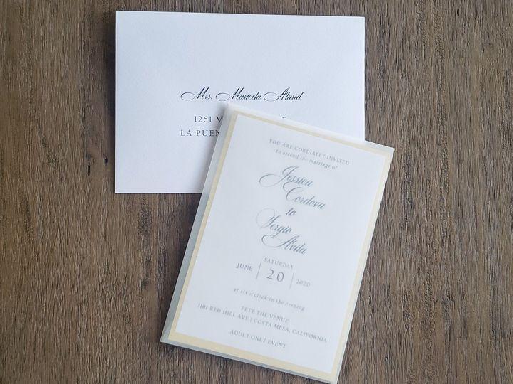 Tmx 20191121 135425 51 129536 157437398930418 Huntington Beach, CA wedding invitation