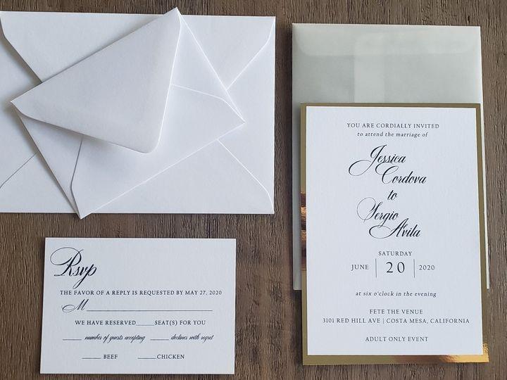 Tmx 20191121 135523 51 129536 157437398933432 Huntington Beach, CA wedding invitation