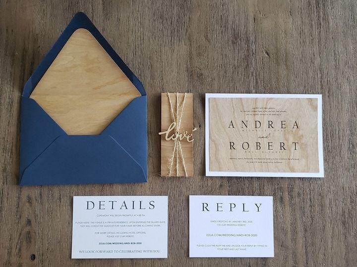 Tmx 20191121 135832 51 129536 157437412454139 Huntington Beach, CA wedding invitation