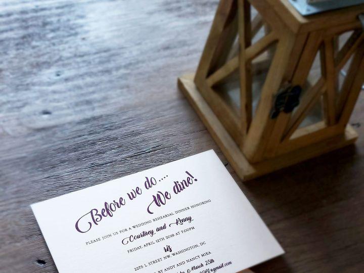 Tmx 51585697 10157060871617710 1305854848951910400 O 51 129536 1562682928 Huntington Beach, CA wedding invitation