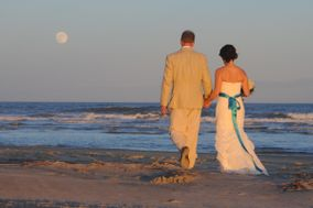 Savannah Beach Wedding