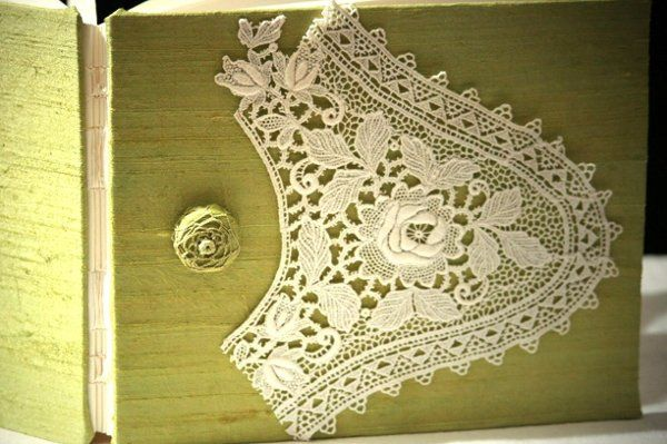 This beautiful handmade guimpure lace is embroidery into a three dimensional design is an original...