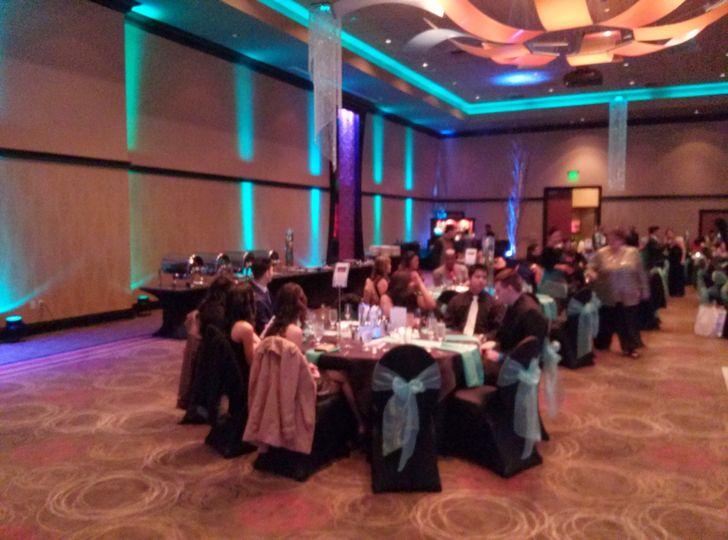 Sweat Sixteen party at Tulalip Hotel & Casino