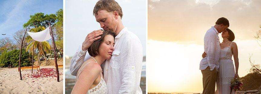 elopement costa rica playa guiones pelada photogra