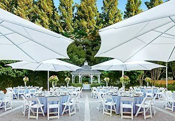 Our outdoor courtyard and gazebo is the perfect backdrop for a romantic ceremony.  Surrounded by...