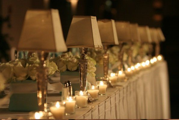 Let us help you plan a romantic setting for a memorable evening.