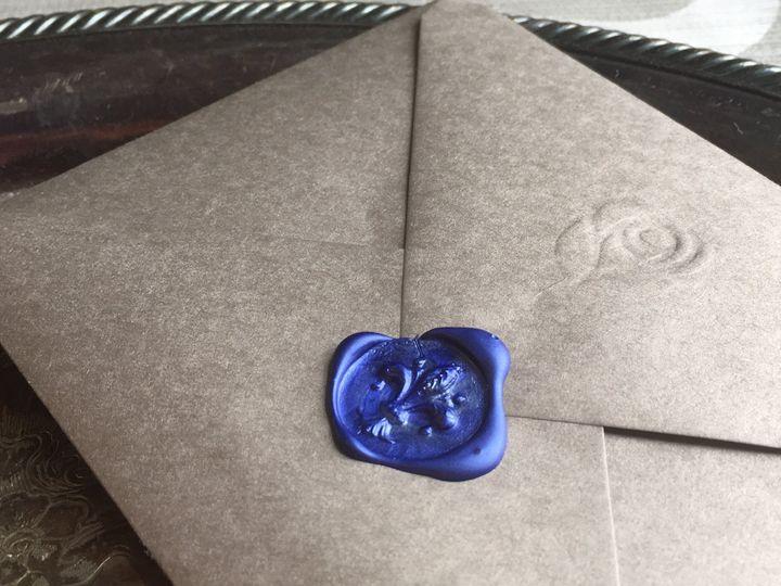 Wax Sealing