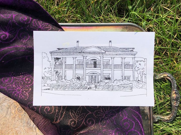 Custom Venue Sketch