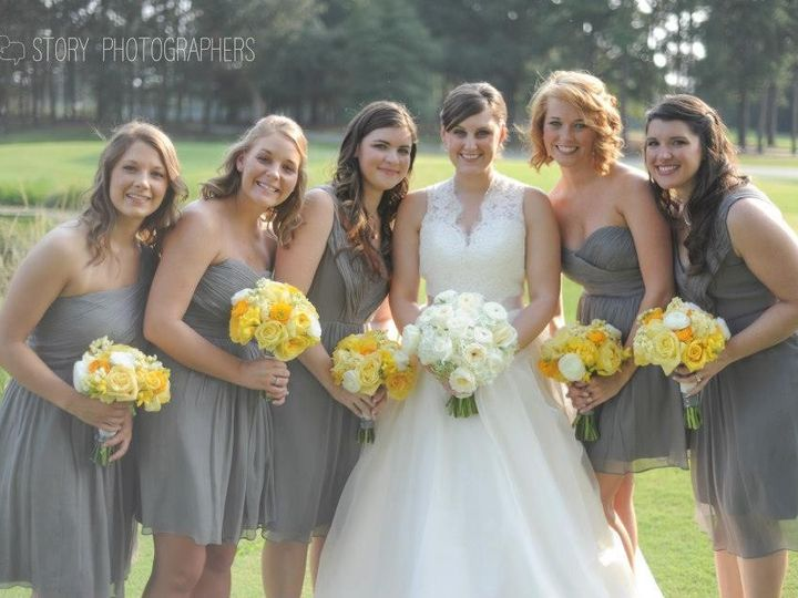 Tmx 1383231762961 Ashley Fuquay Varina, North Carolina wedding florist