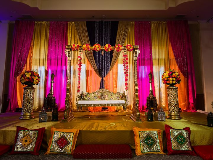 Tmx 1496186445063 Sangeet Stage 3.24.16 Buena Park, CA wedding venue