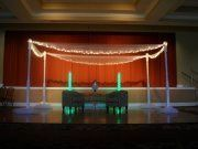 canapylightingheadtableweddingdjlightingled