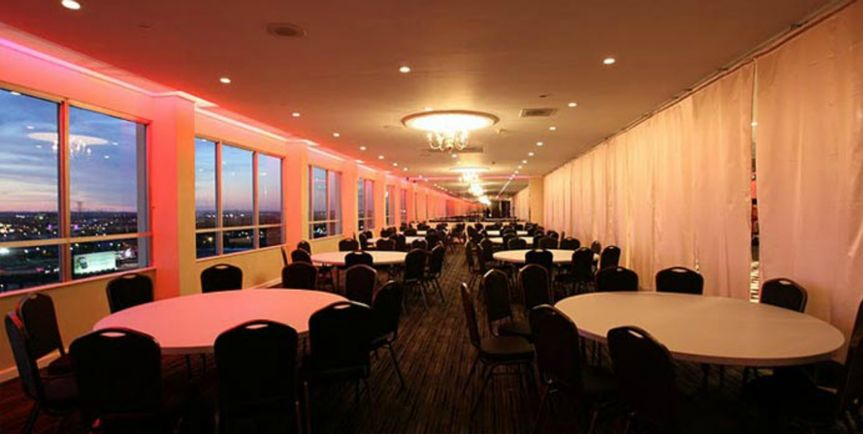 The Banquet Hall