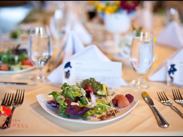 Tmx 1366411911273 Platedsalad2 Redmond, OR wedding catering