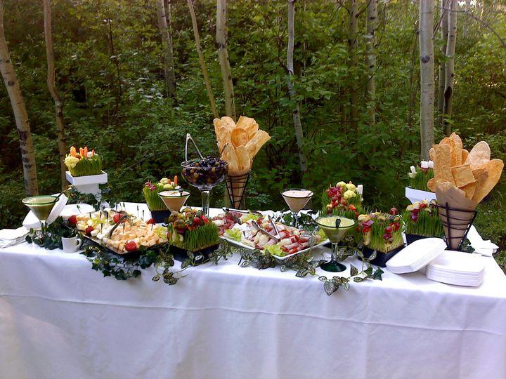 Tmx 1366412010905 Cruditestation2 Redmond, OR wedding catering