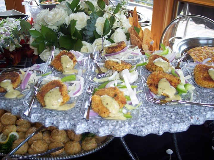 Tmx 1366412346514 Crabcakes Redmond, OR wedding catering