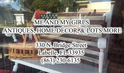 Me and My Girls Antiques and Home Decor