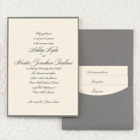 Back Pocket Invitation